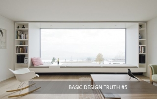large windows in design light villamar